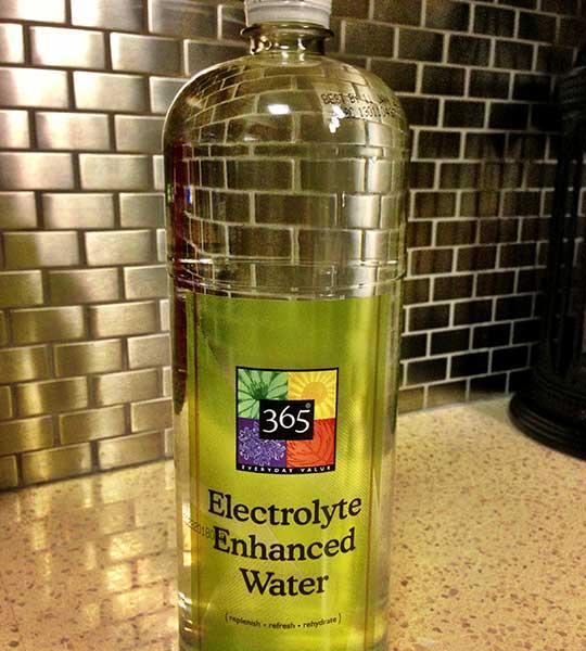 365 Everyday Value Electrolyte Enhanced Water - Bottles