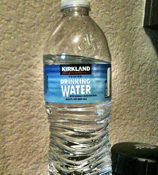 Kirkland Premium Drinking Water Bottled Waters